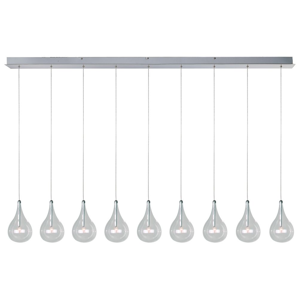 multi pendant lighting. modern low voltage multilight pendant light with clear glass and 9lights multi lighting a