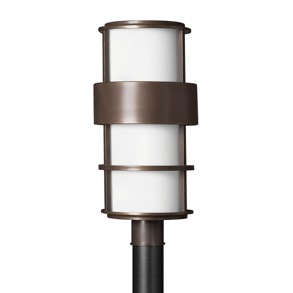 Solid Brass Outdoor Post Light 1901MT