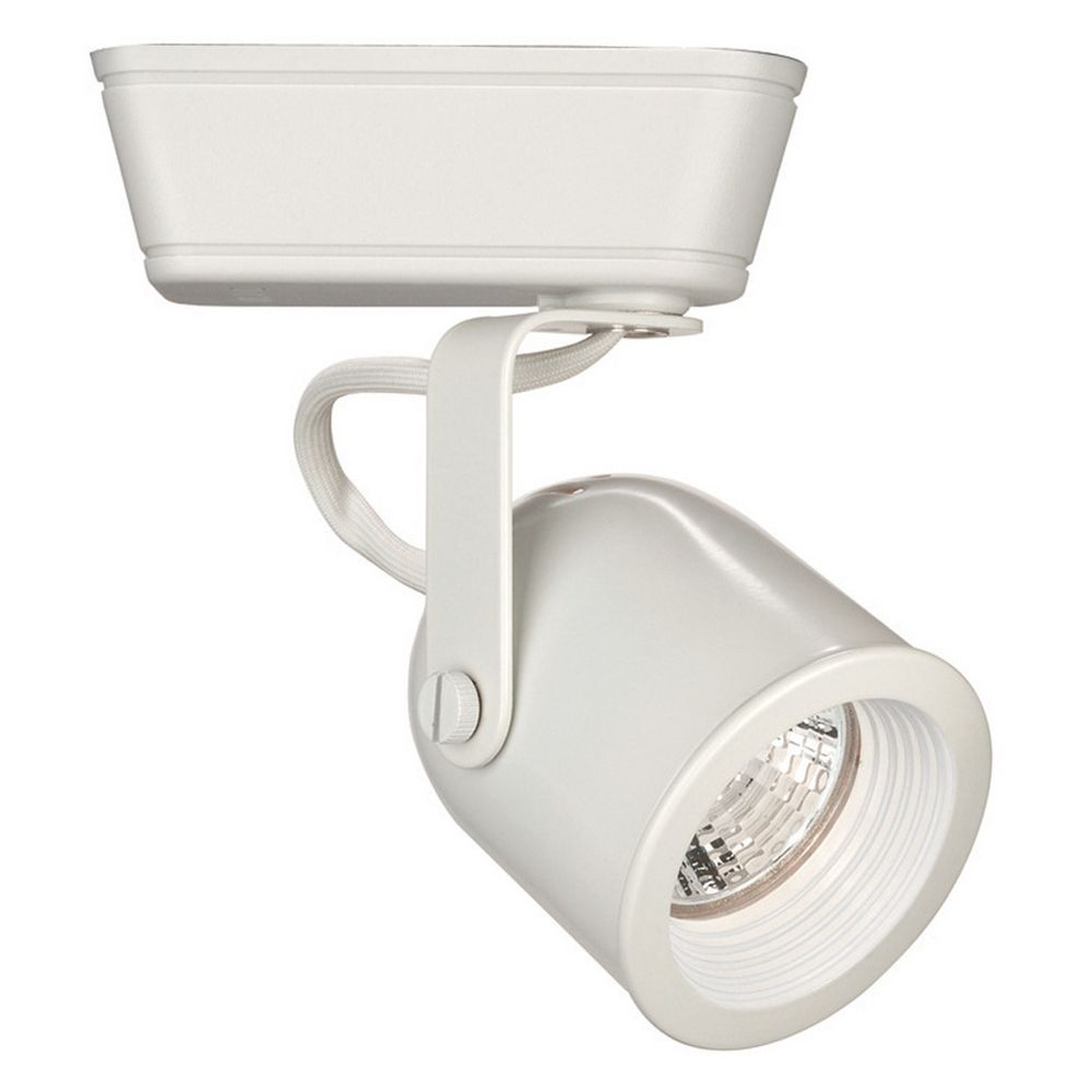Wac Track Lighting: WAC Lighting White Low Voltage Track Light For H-Track