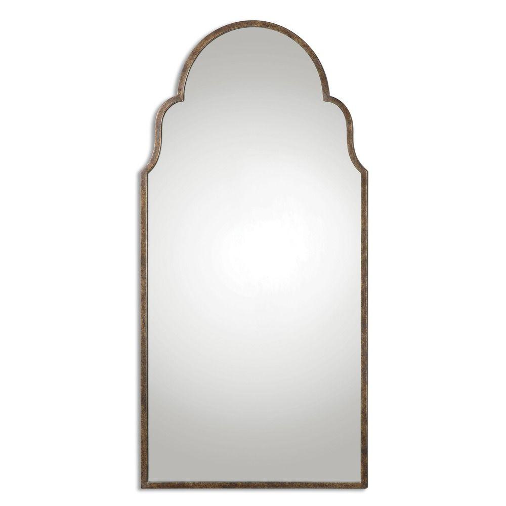 Uttermost Brayden Tall Arch Mirror 12905 Destination