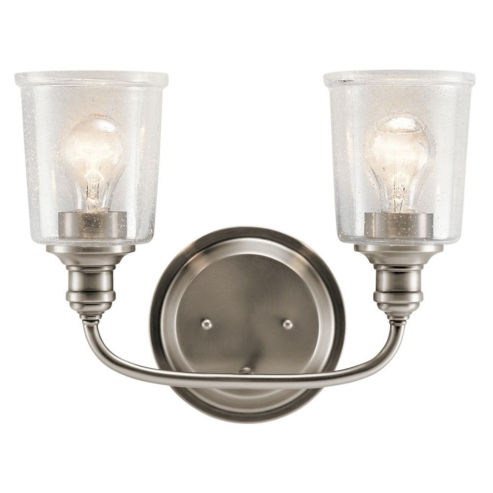 Product ImageKichler Lighting Waverly Classic Pewter Bathroom Light   45746CLP  . Pewter Bathroom Lighting Fixtures. Home Design Ideas