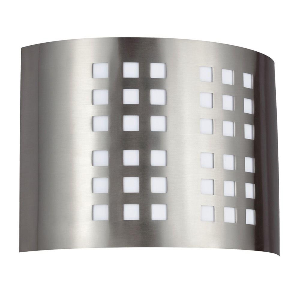 Sea Gull Lighting Ada Wall Sconces Brushed Nickel LED Sconce 4933991S-962 Destination Lighting