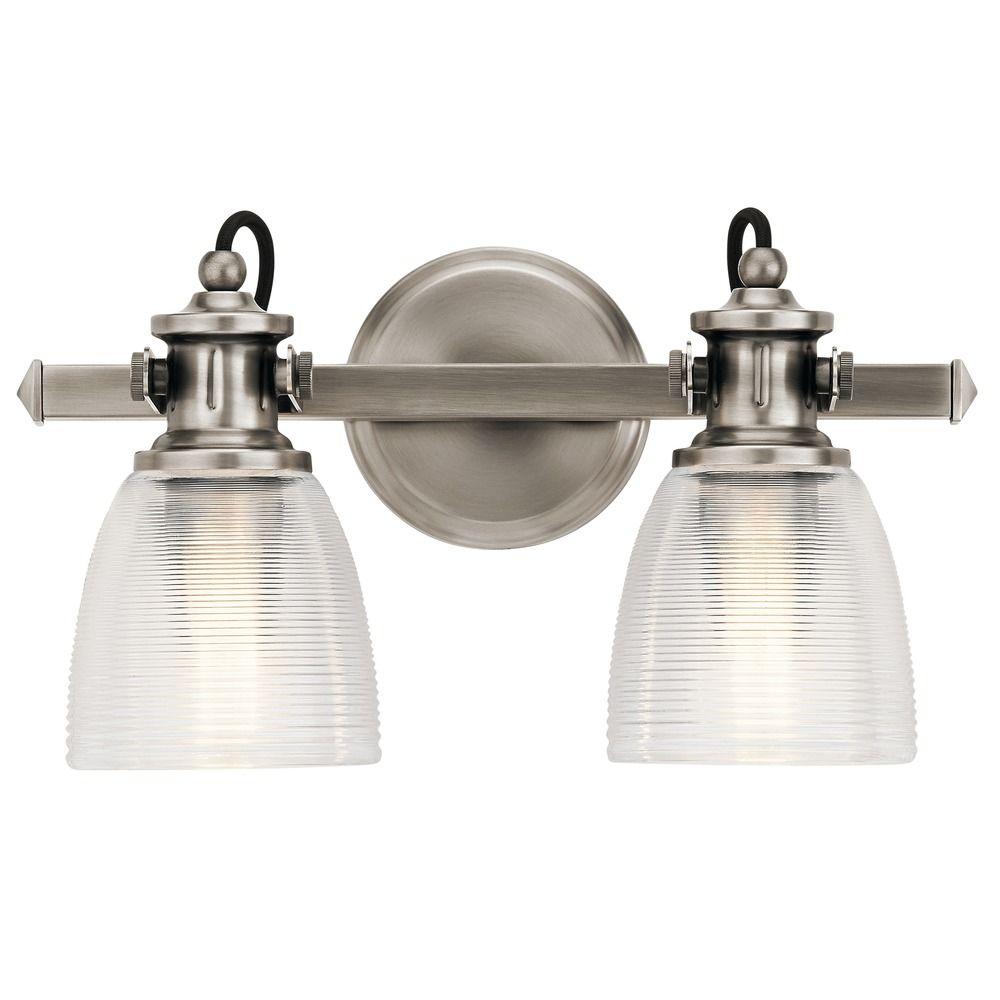 Marine Nautical Bathroom Light Pewter Flagship By Kichler Lighting At Destination