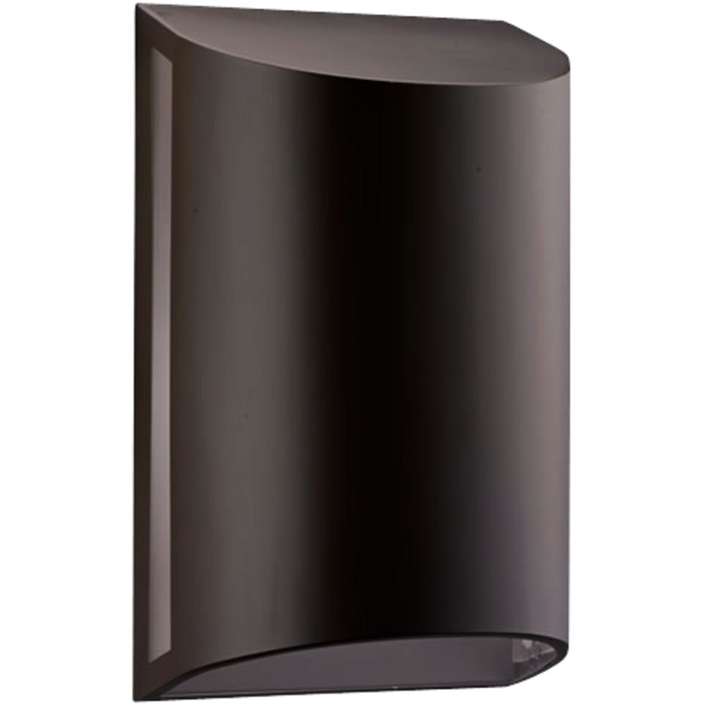Fluorescent Exterior Wall Lights : Kichler Fluorescent Outdoor Wall Light 10922AZ Destination Lighting