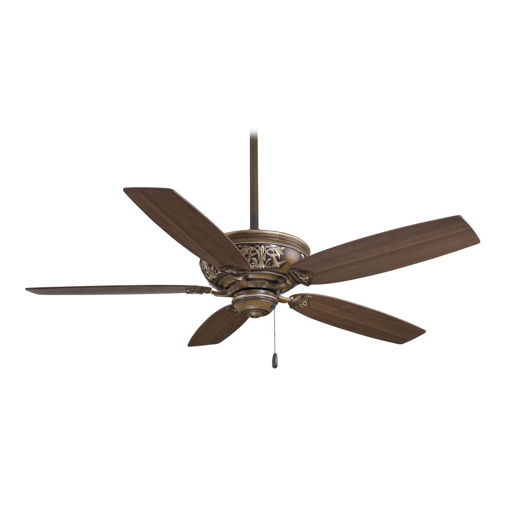 Ceiling Fan Without Light F659 BCW