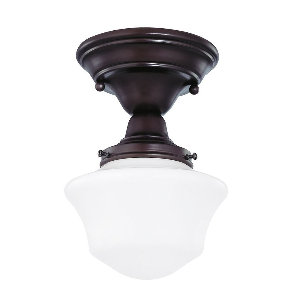 School House Ceiling Fan Light Kit Included Ceiling