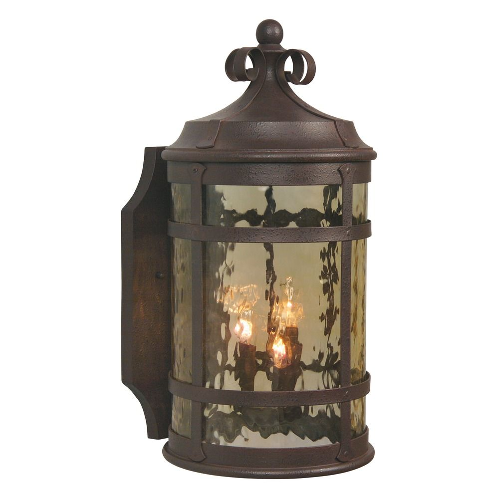 Craftmade Lighting Espana Rustic Iron Outdoor Wall Light