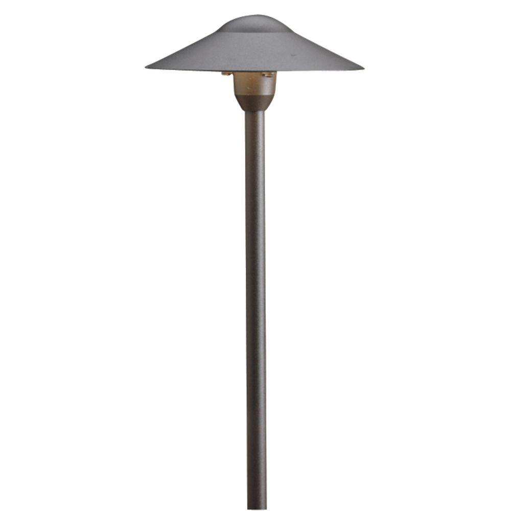 Kichler Low Voltage Path Light 15310AZT Destination Lighting