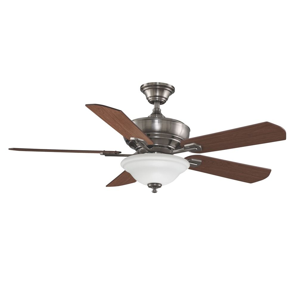 Bathroom and kitchen fan timers - Fanimation Fans Camhaven Pewter Ceiling Fan With Light