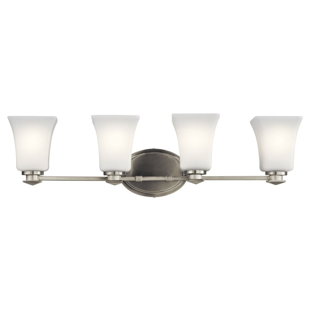 Light Brushed Nickel Clare By Kichler
