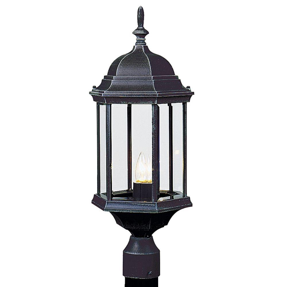 Outdoor Post Light Replacement Glass: Craftmade Lighting Z695-05 Outdoor Post Light With Clear