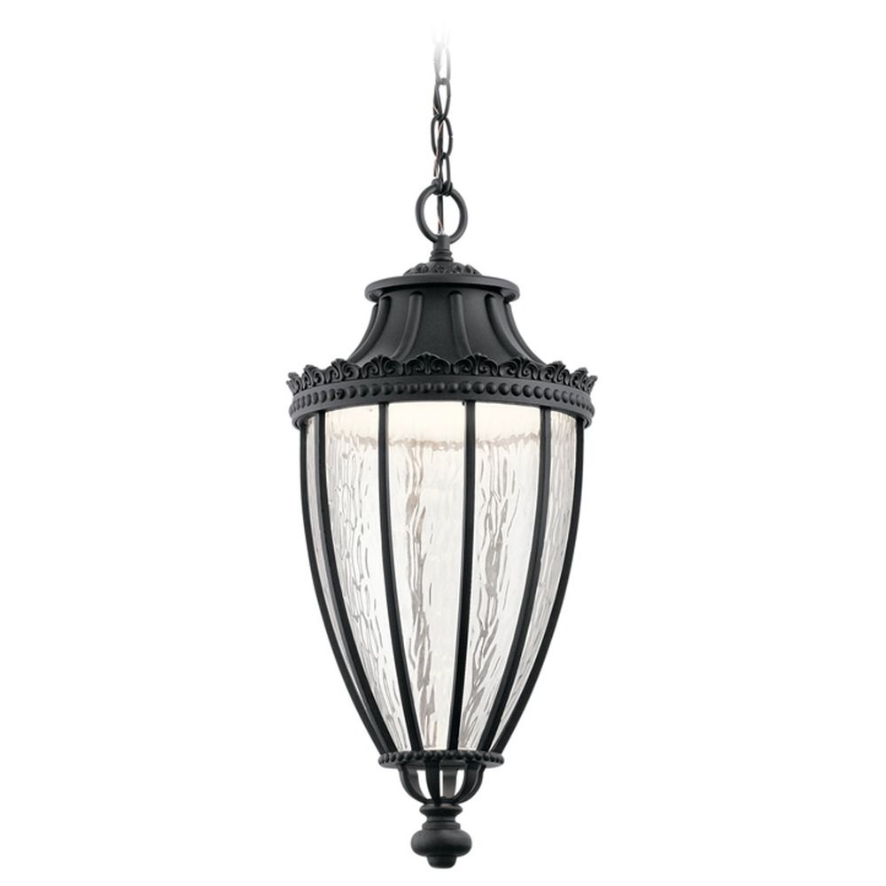Kichler Lighting: Kichler Lighting Wakefield Textured Black LED Outdoor