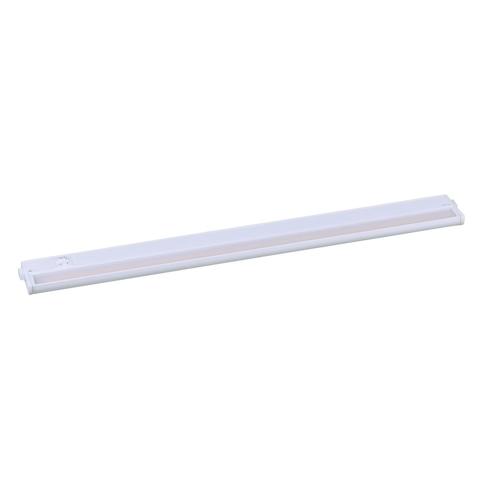 Maxim Lighting Countermax White 30-Inch LED Under Cabinet Light ...