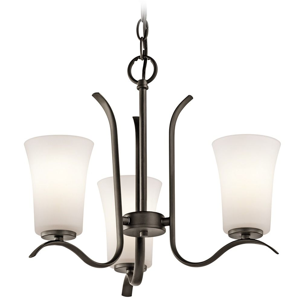 Kichler Lighting Armida Olde Bronze LED Chandelier