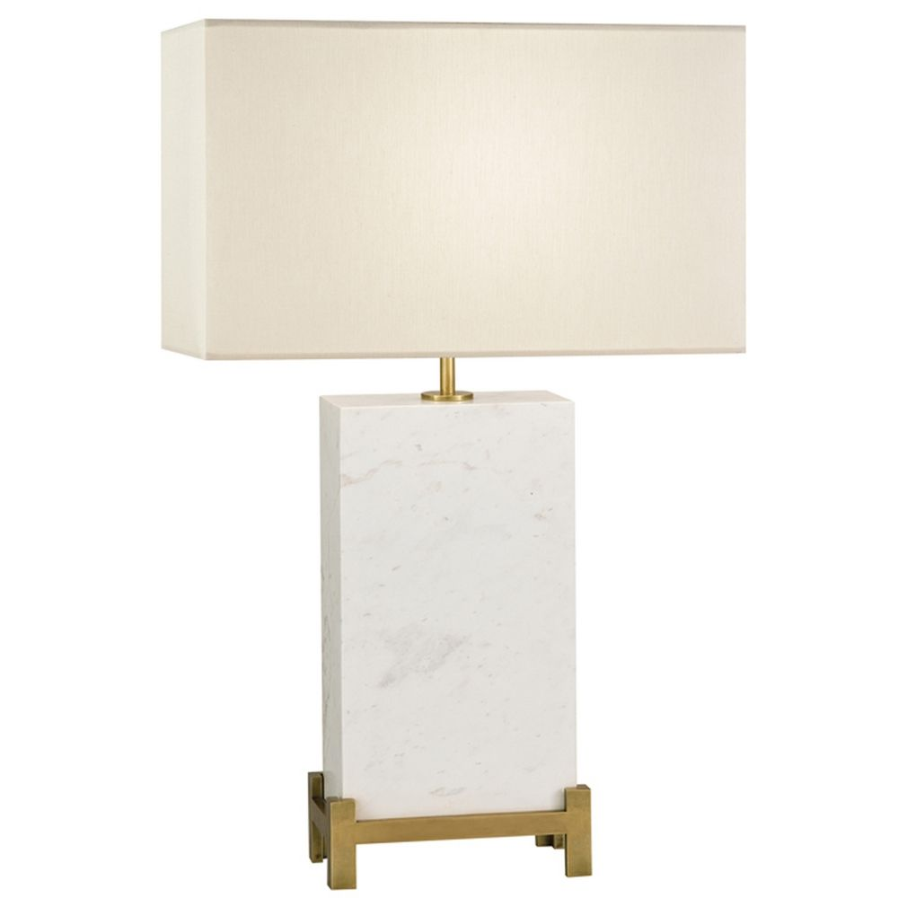 Fine Art Lamps White Marble Table Lamps White Marble Table