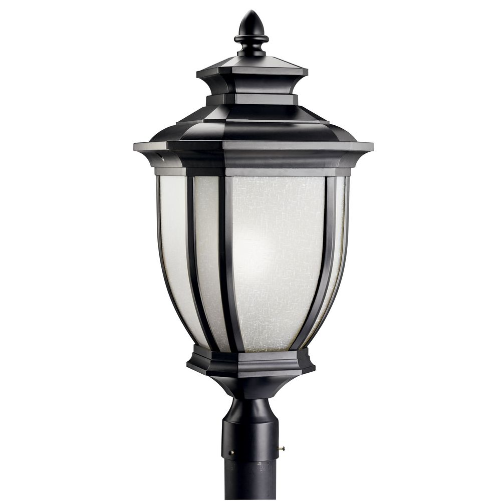Outdoor Post Light Bulbs: Kichler Oversize Outdoor Post Light