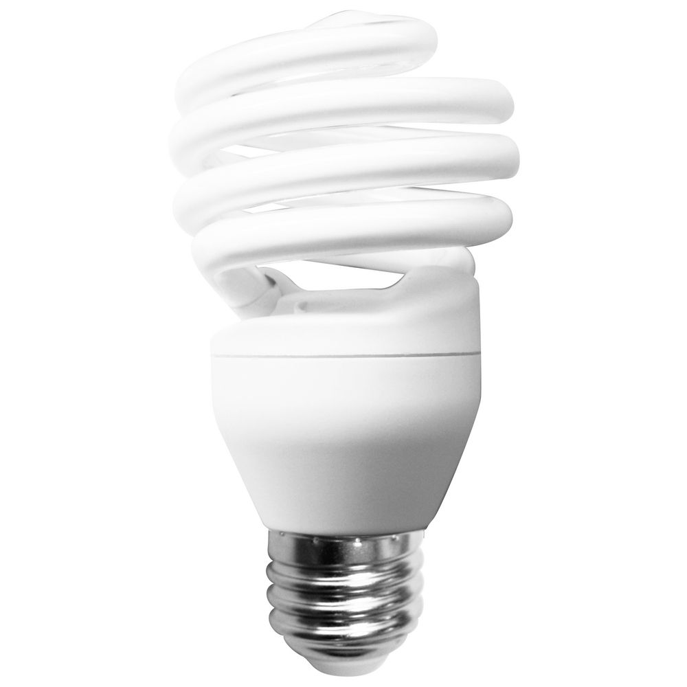 23 Watt Compact Fluorescent Light Bulb 2700k 100 Watt Equivalent Tp120 23hfs T2