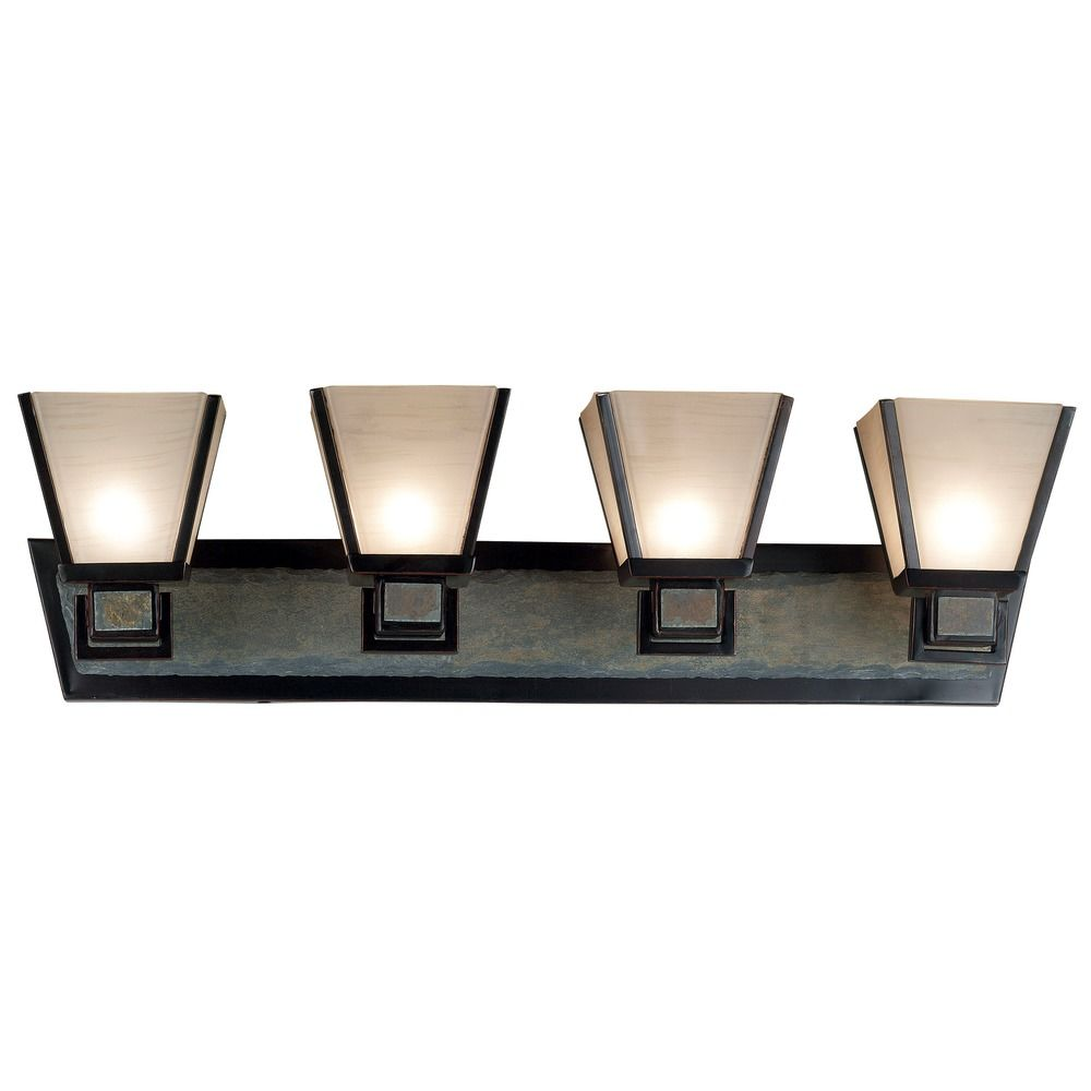 Bathroom Light in Oil Rubbed Bronze Finish 91604ORB Destination Lighting