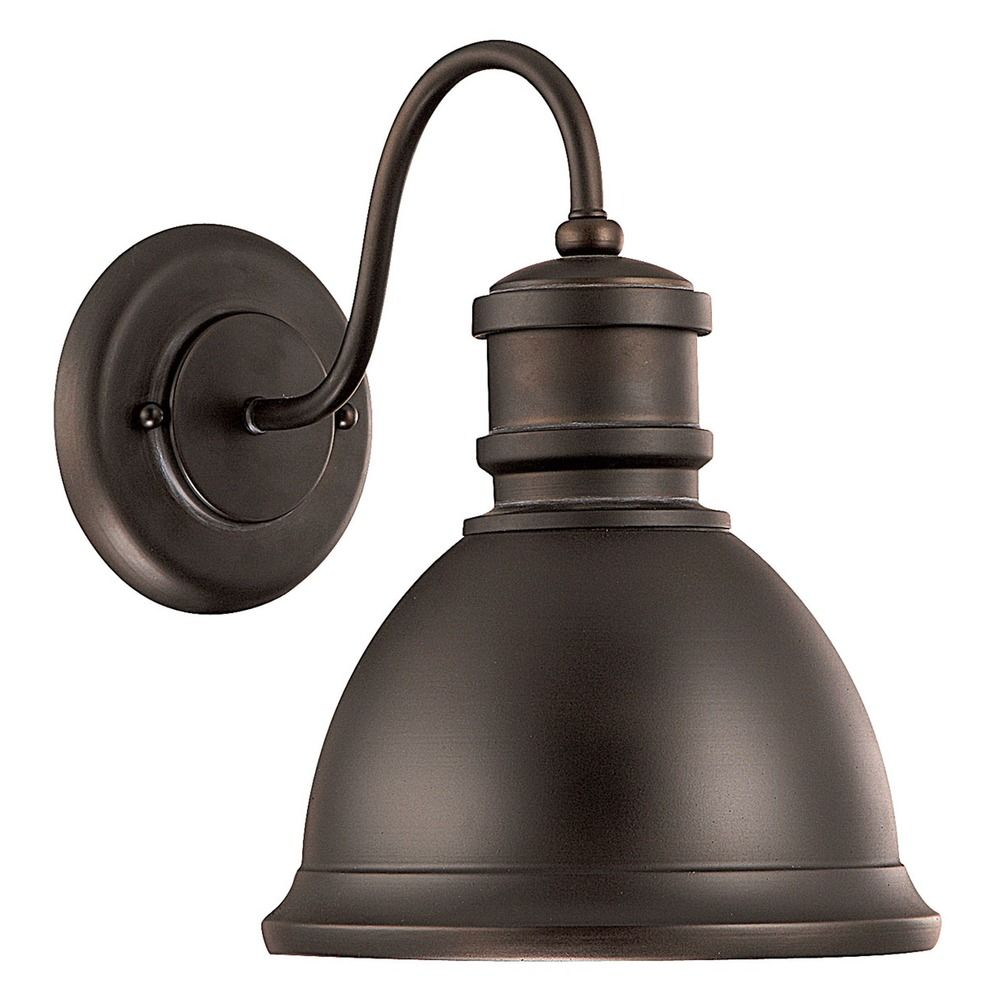 Capital Lighting Old Bronze Outdoor Wall Light | 9492OB ...