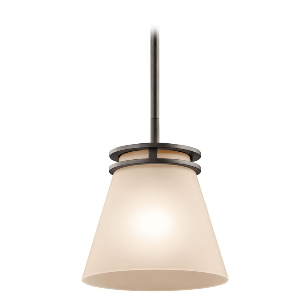 Hendrik Olde Bronze Mini Pendant Light