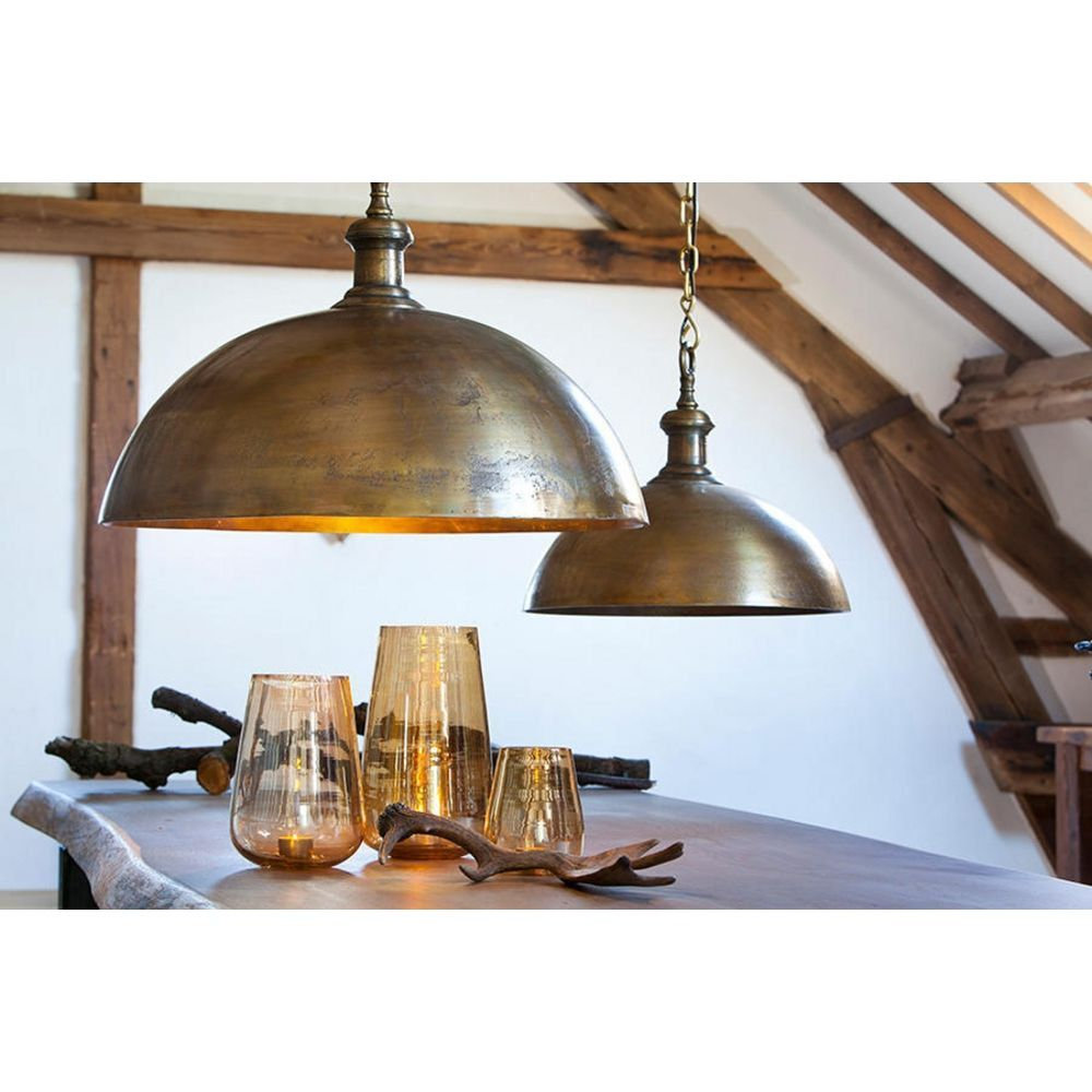 pendant lighting industrial style. industrial style dome pendant light in brass finish rm1 lighting n