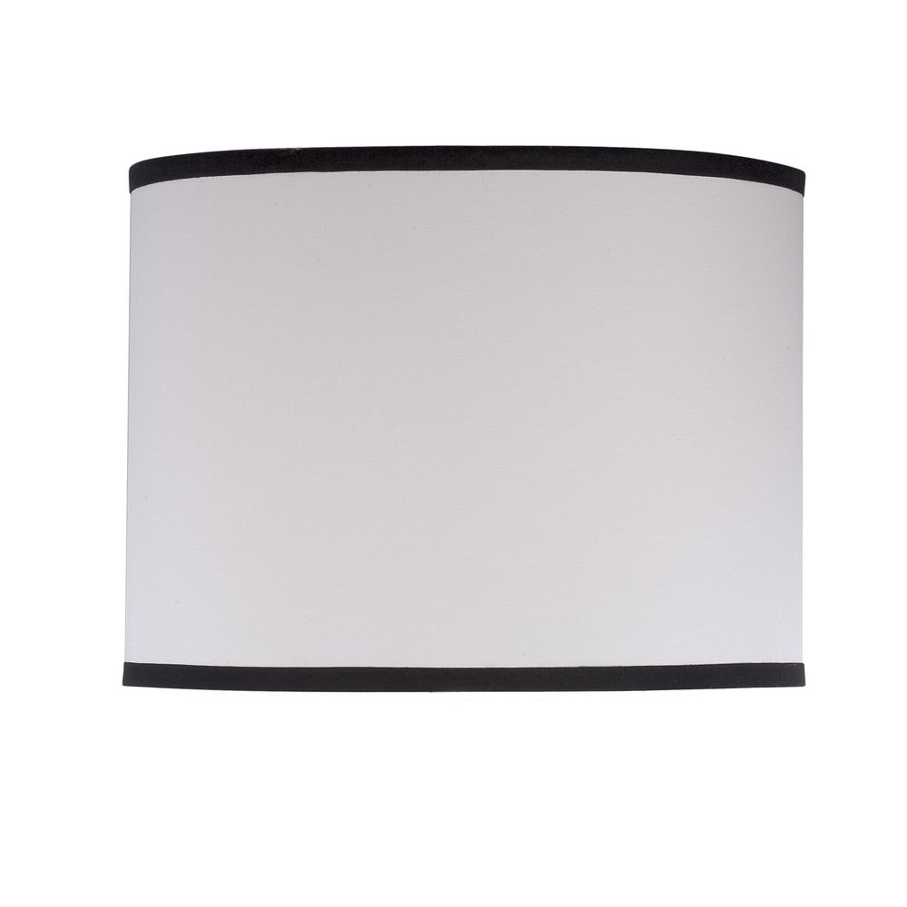 Grey Linen Lamp Shades White Linen Drum Lamp Shade