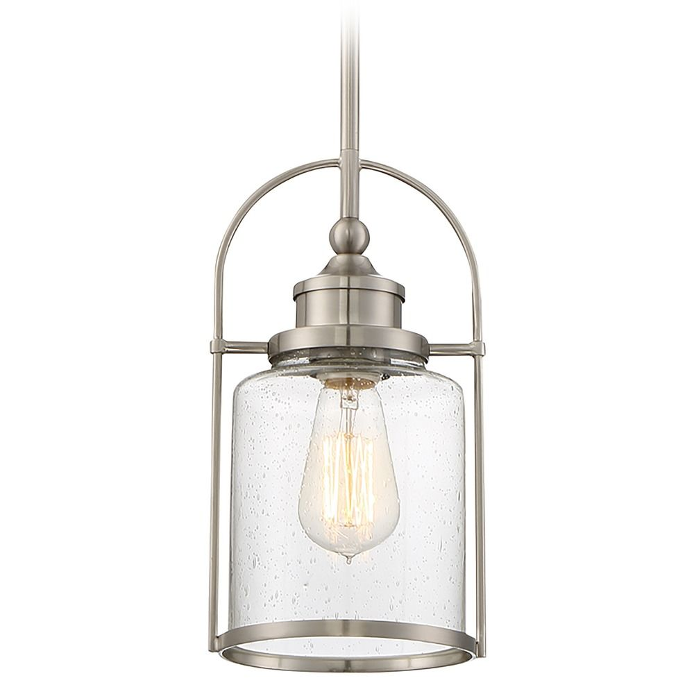 Quoizel Lighting AX2826PN Shipped Direct |Quoizel Pendant Lighting