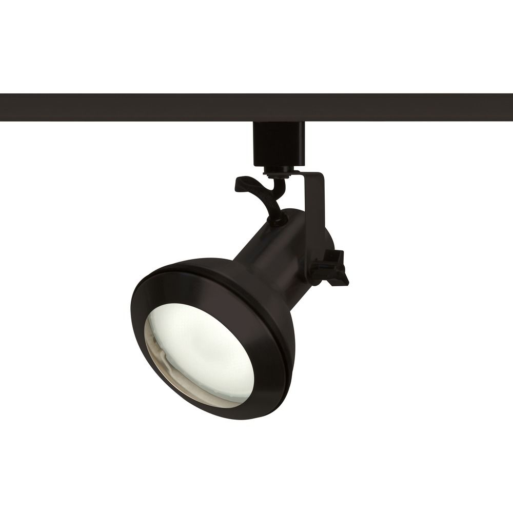 Nuvo lighting black track light for h track th333 destination hover or click to zoom aloadofball Images