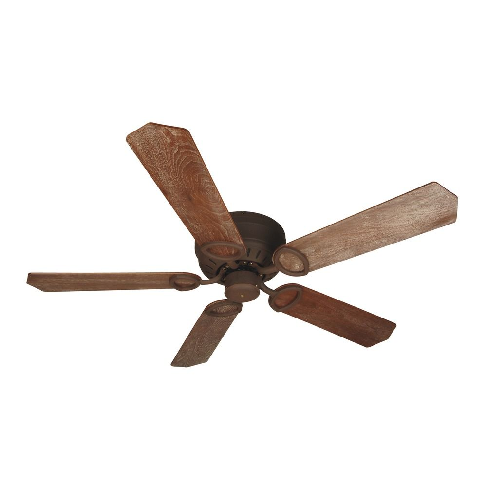 Hugger Ceiling Fans Without Light: Craftmade Lighting Pro Universal Hugger Rustic Iron