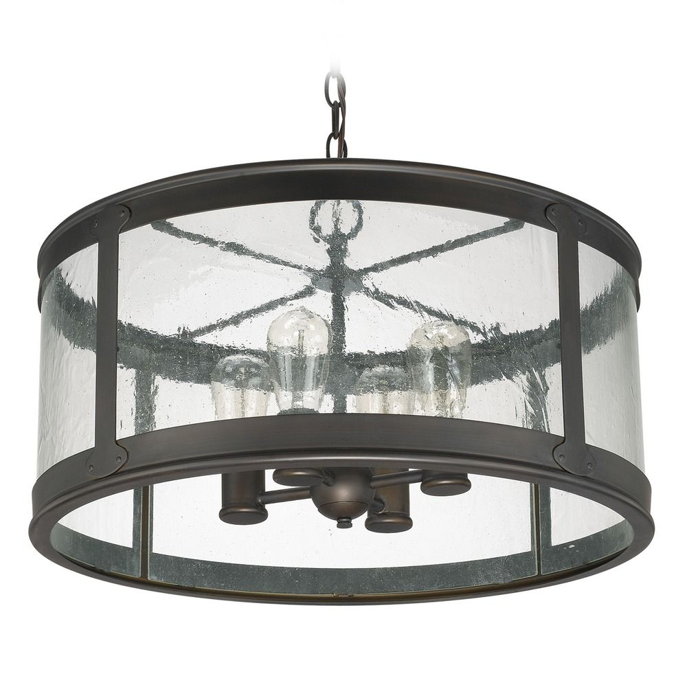 Porch Light Pendant: Capital Lighting Dylan Old Bronze Outdoor Hanging Light