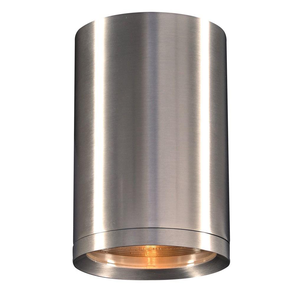 Plc Lighting Marco Brushed Aluminum LED Outdoor Wall Light   2096BA ...