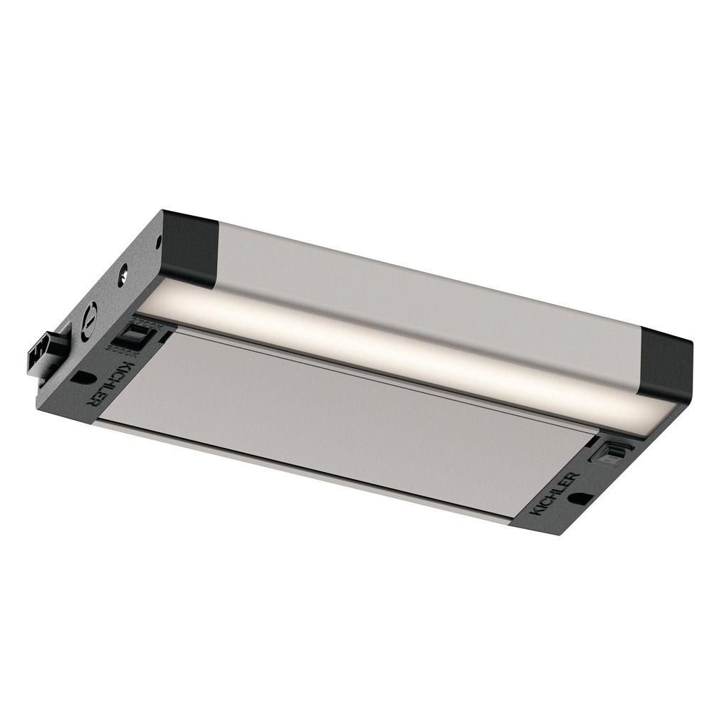 8-Inch LED Under Cabinet Light Direct-Wire 3000K 120V ...