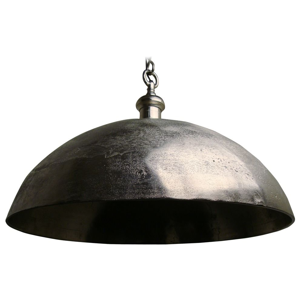 Metal pendant light shades home design for Metal hanging lights