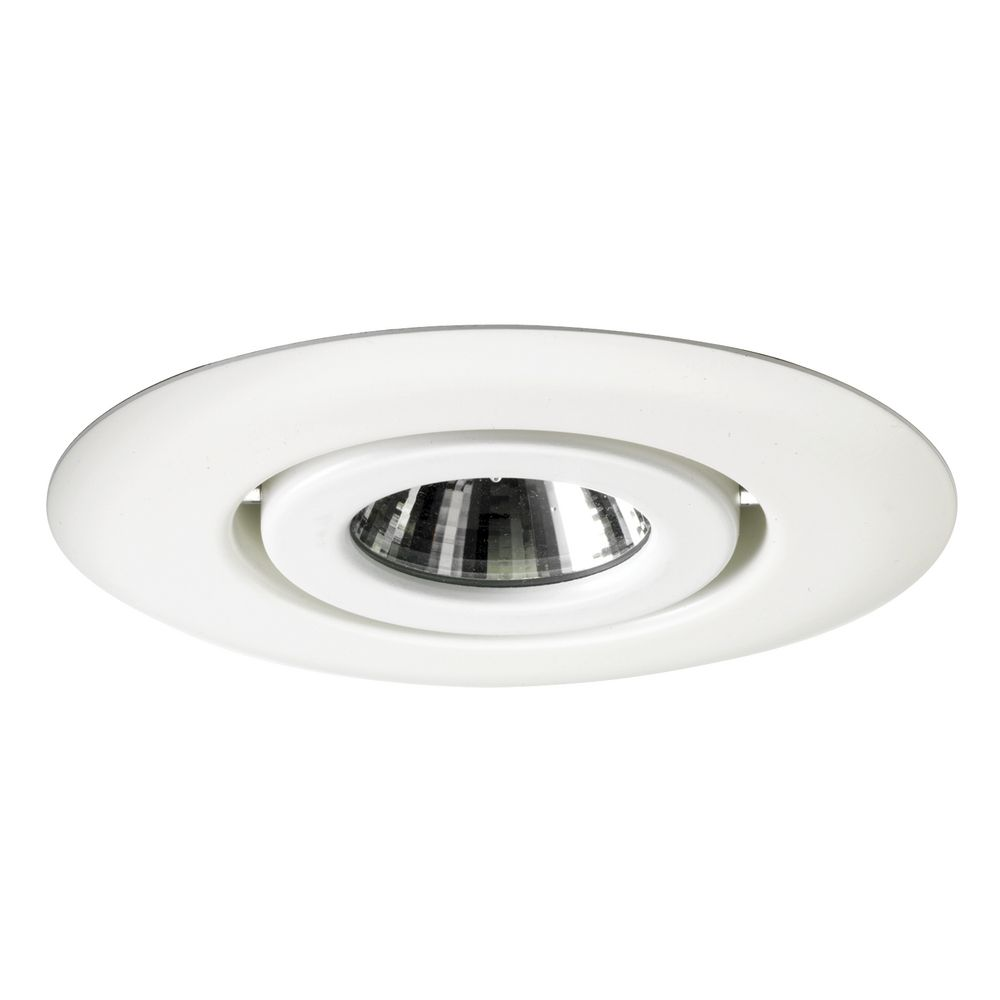 Flush gimbal ring for 4 inch low voltage recessed housing 440 wh low voltage recessed housing 440 wh hover or click to zoom arubaitofo Choice Image
