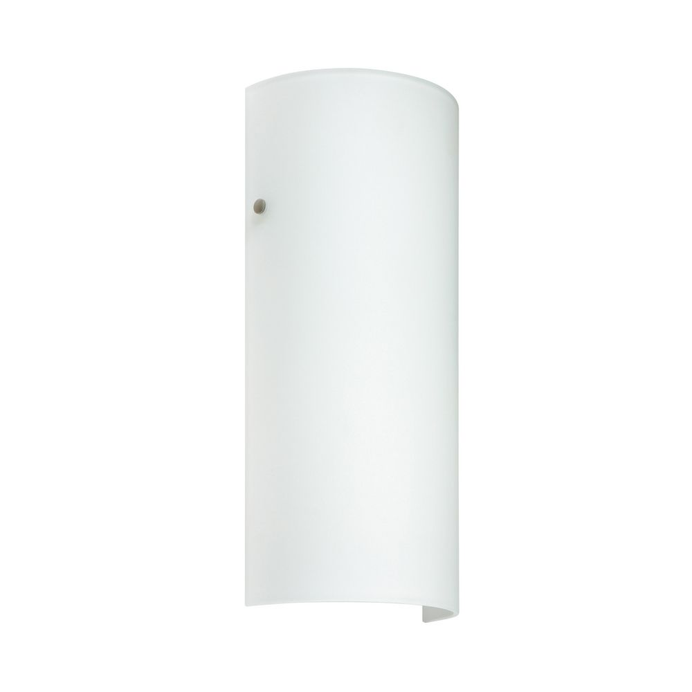 Sconce wall light white glass satin nickel by besa lighting 819207 besa lighting sconce wall light white glass satin nickel by besa lighting 819207 sn aloadofball Image collections