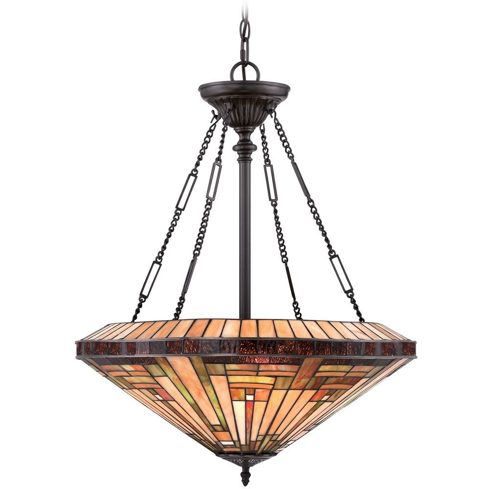 Quoizel Lighting Siren Marcado Black Pendant Light with ... |Quoizel Pendant Lighting