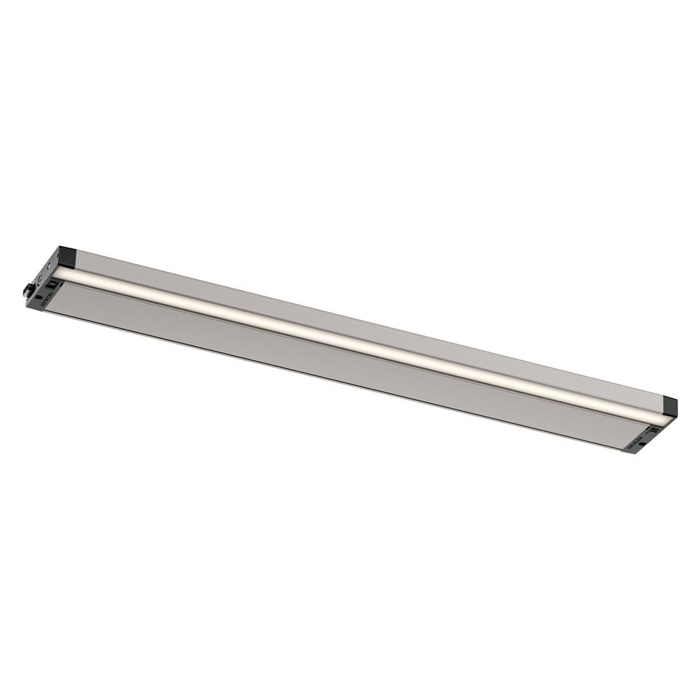 Kichler Lighting 6u Series LED Nickel Textured 30-Inch LED Under ...