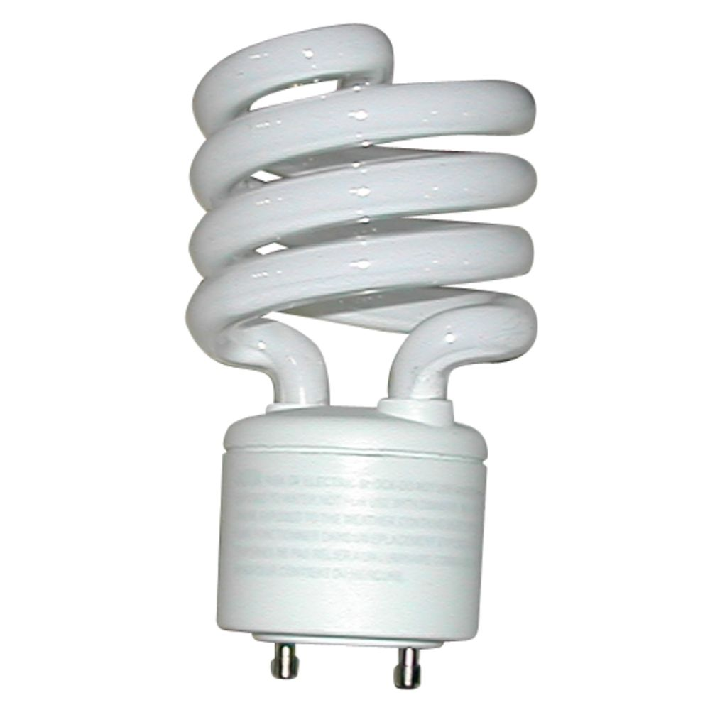 13 Watt Gu24 Compact Fluorescent Light Bulb S8203 Destination Lighting
