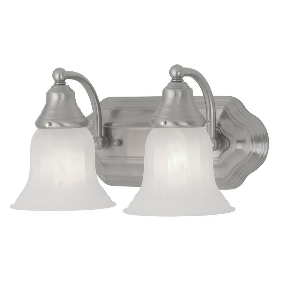 Two Light Bathroom Vanity Light 568 09 Destination Lighting