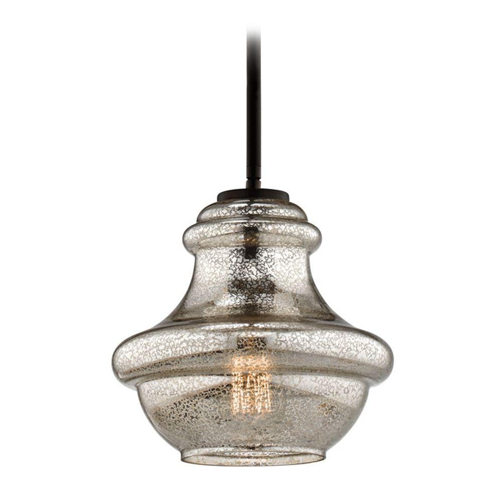 Kichler lighting everly olde bronze mini pendant light for Mini pendant lights
