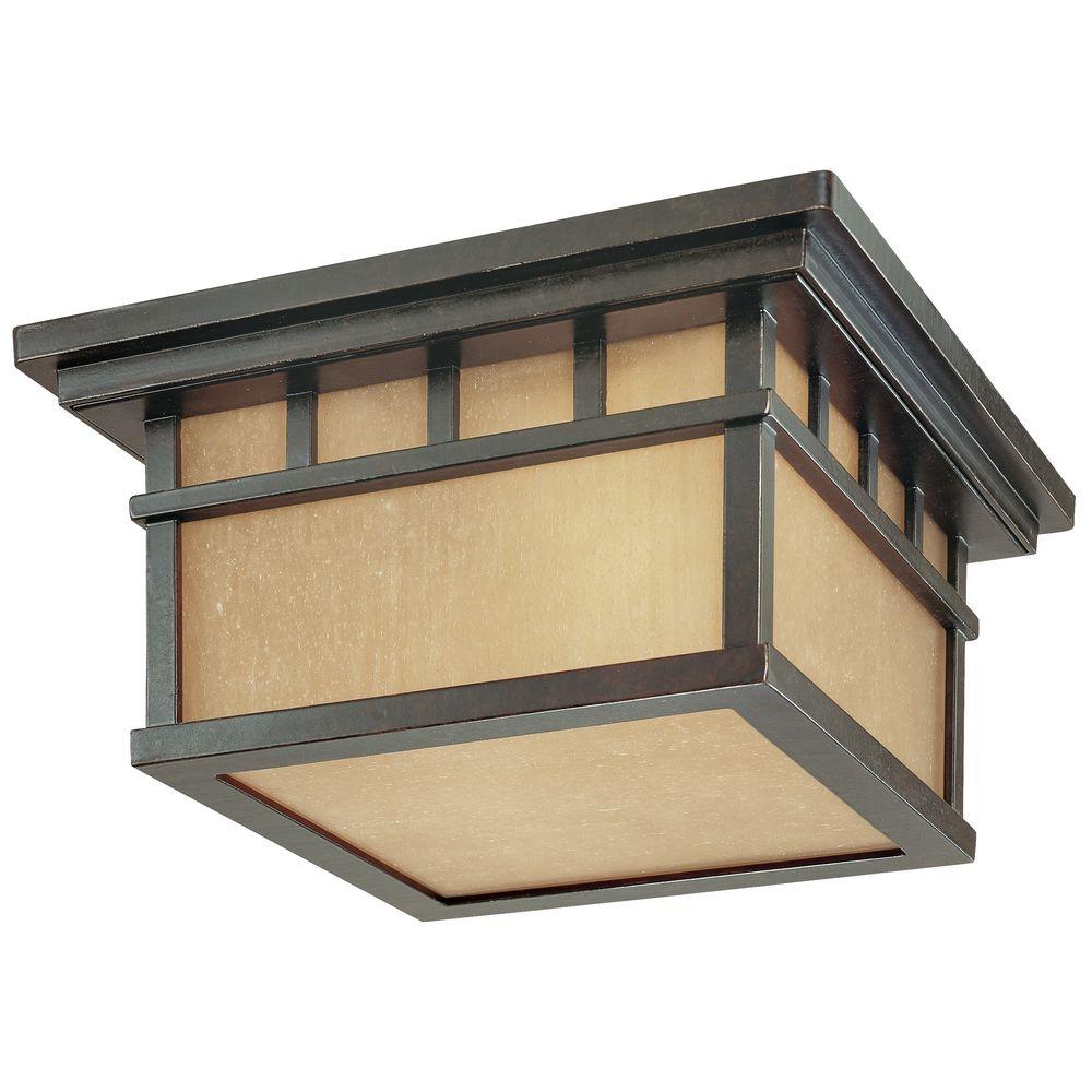 Exterior Ceiling Light