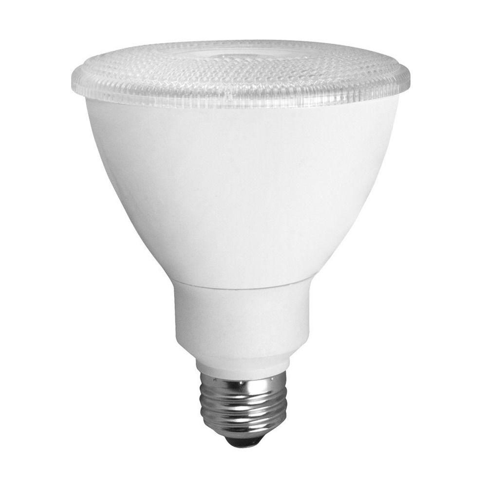 Tcp Dimmable Flood Par30 Led Light Bulb 75 Watt Equivalent