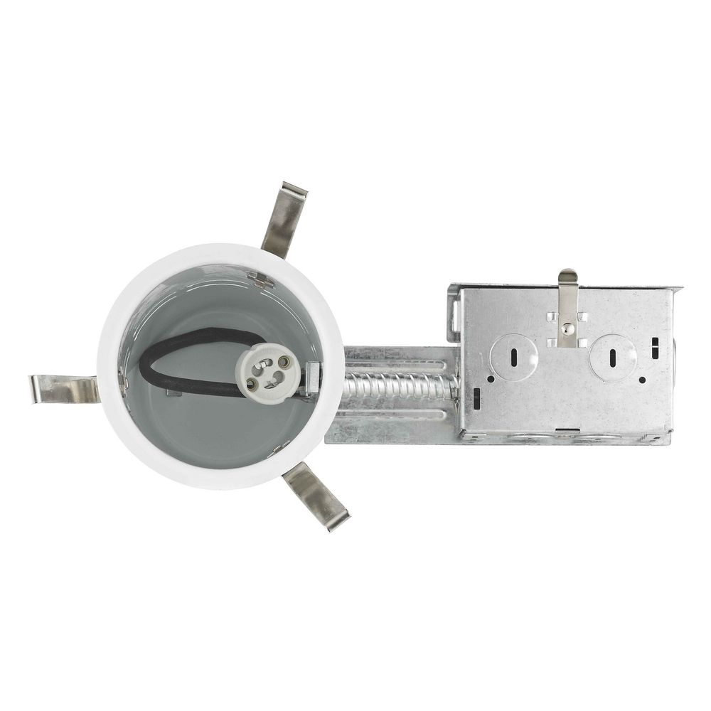 3 5 Non Ic Remodel Recessed Can Light With Gu10 Socket Tc350r Gu Destination Lighting