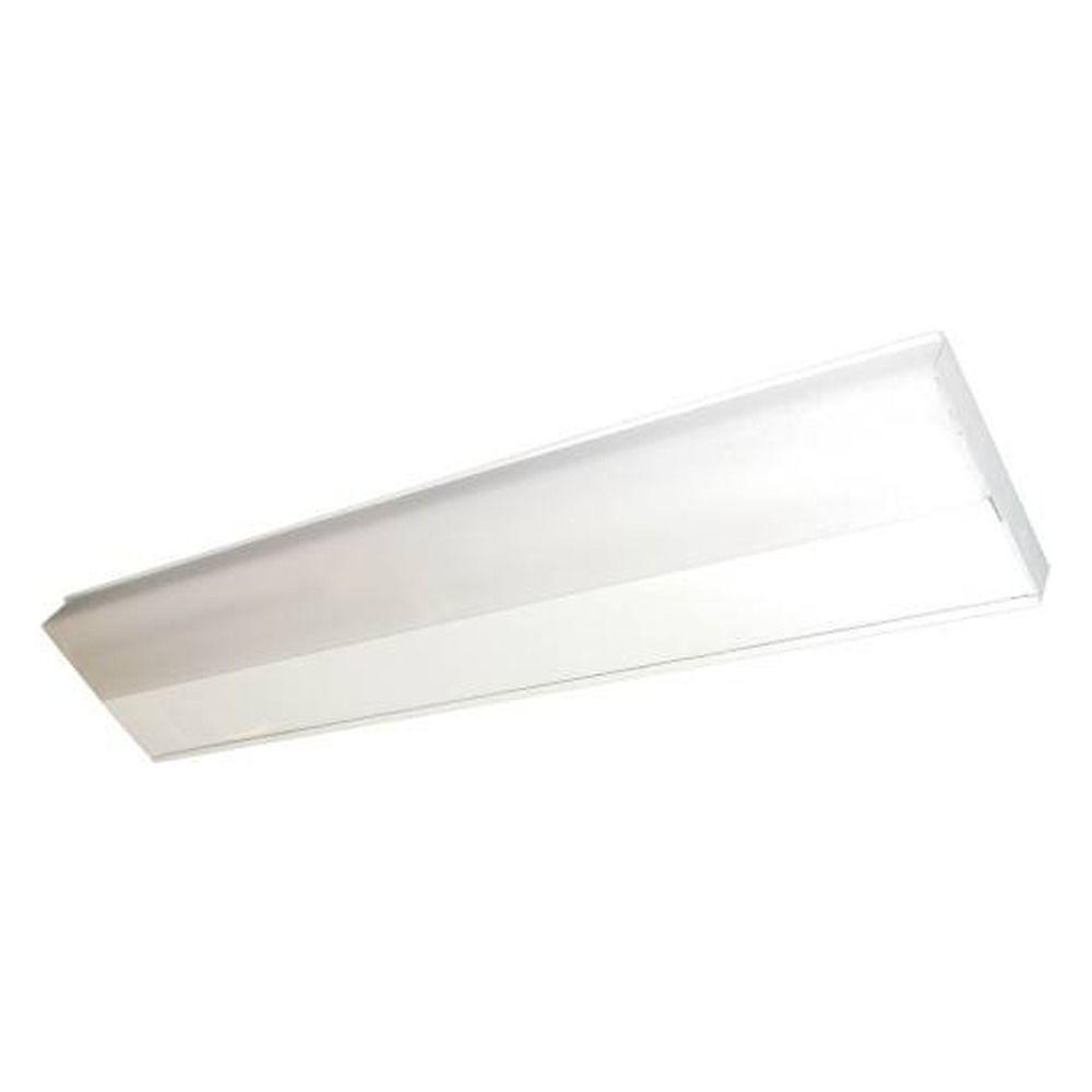 21-Inch Fluorescent Under Cabinet Light Direct-Wire 3100K ...