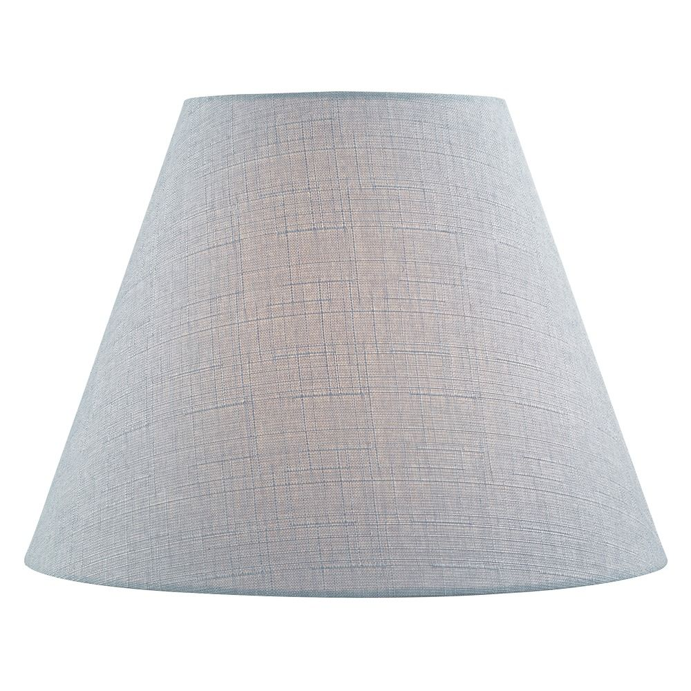 Fabric Lamp Shade With Spider Embly