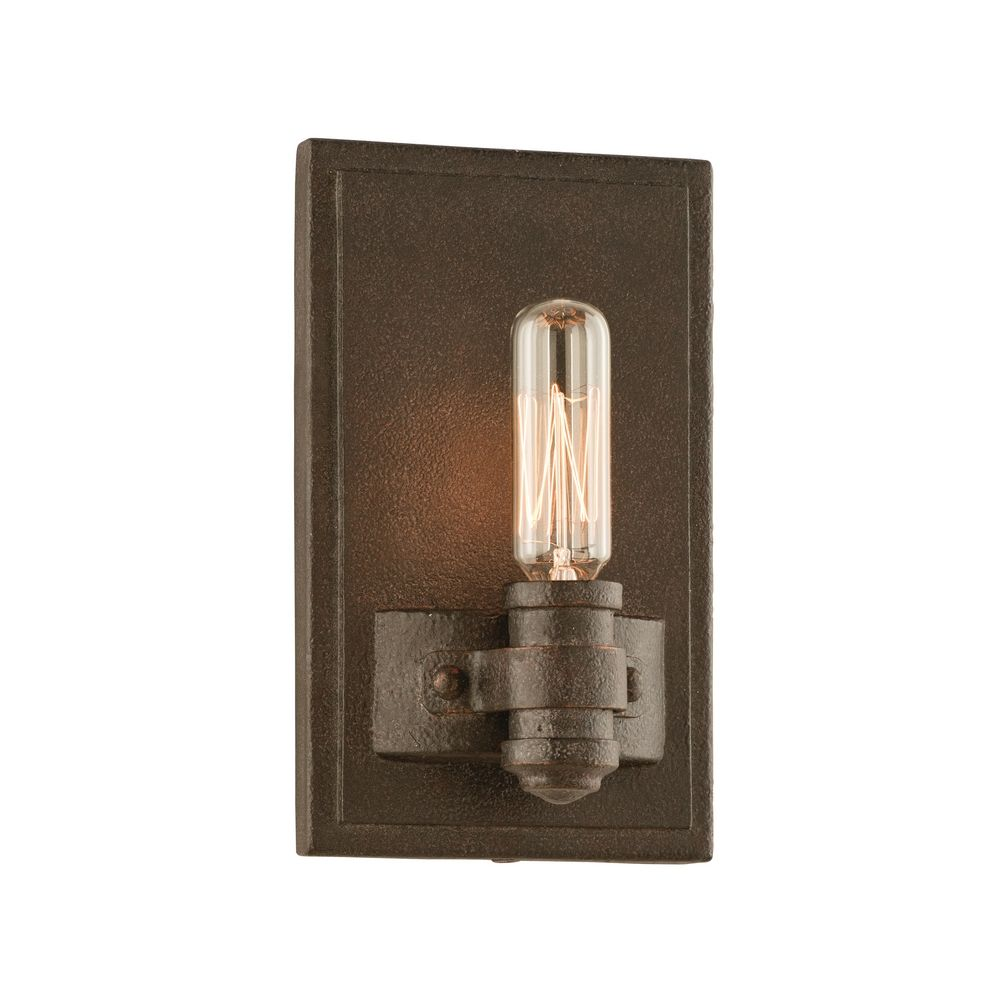 Wall Sconces Bronze Finish : Sconce Wall Light in Shipyard Bronze Finish B3121 Destination Lighting