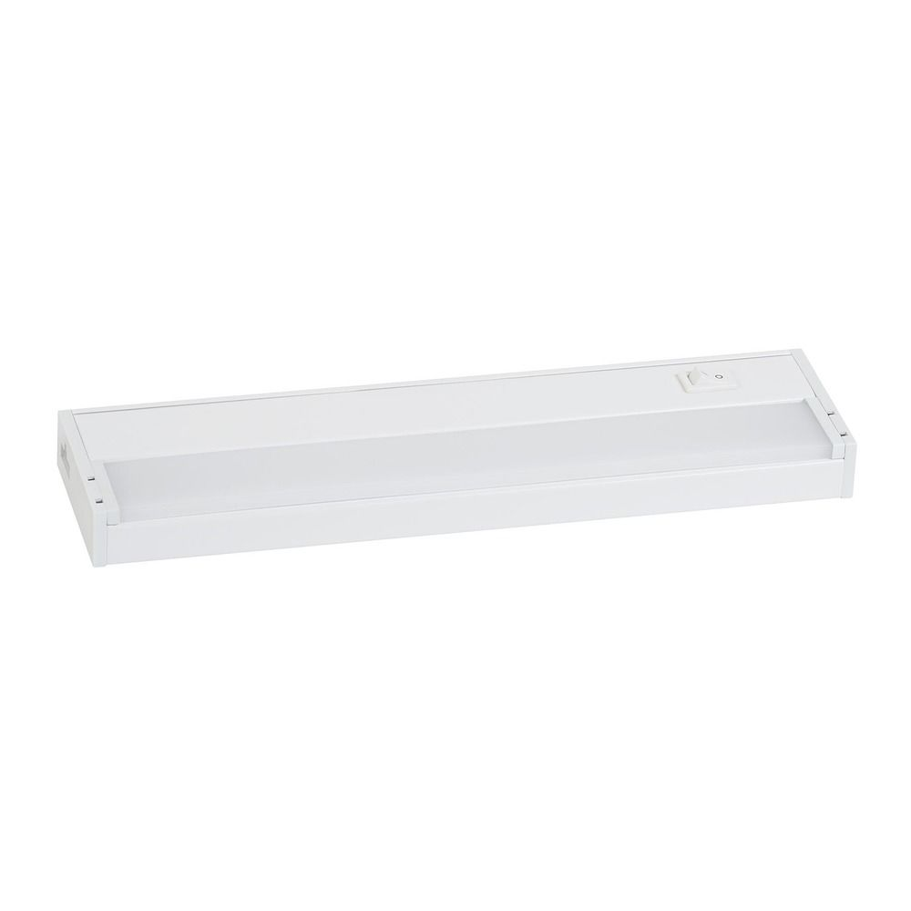 Philips 35000000603 Led Under Cabinet Light: 12-Inch LED Under Cabinet Light Plug-In 3000K 120V White