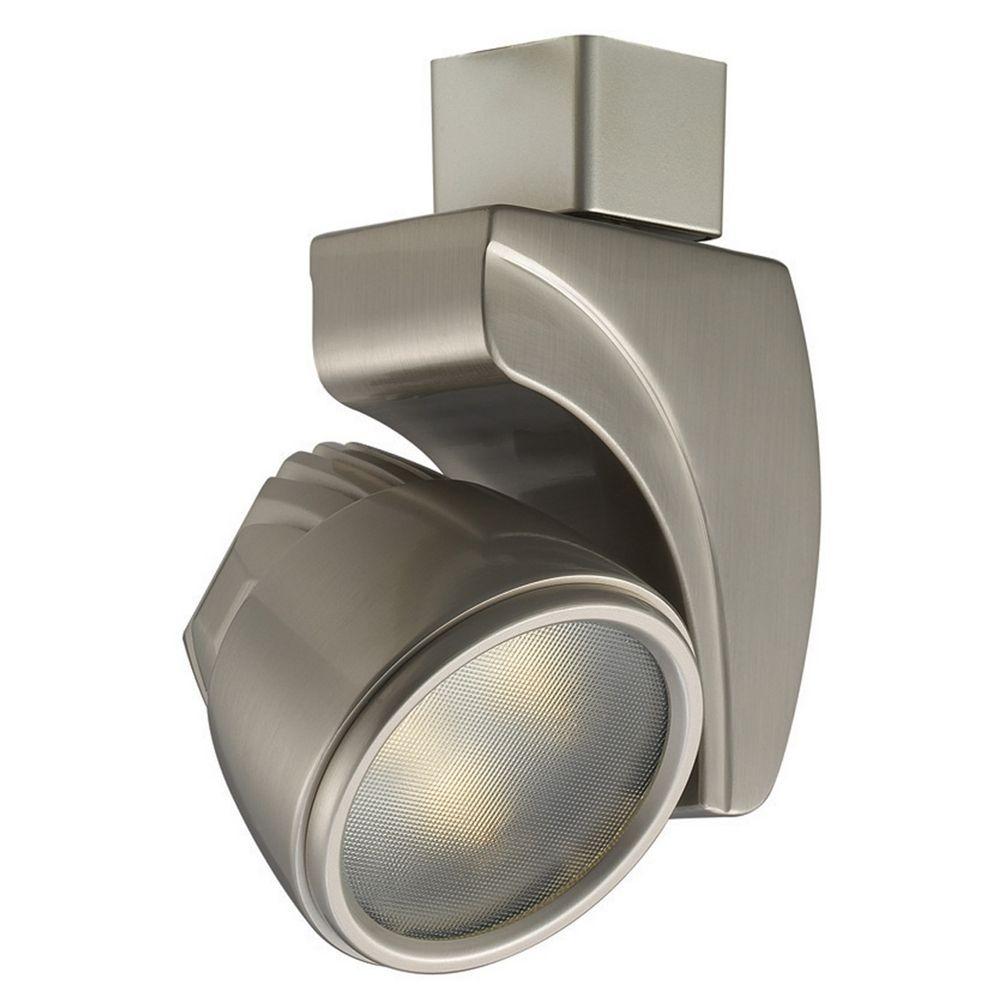 Led Track Lighting Brushed Nickel