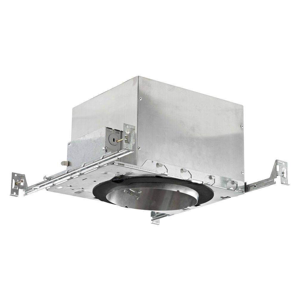 6 Inch New Construction E26 Recessed Can Light Ic Airtight Slope Ceiling Ic665 Destination Lighting