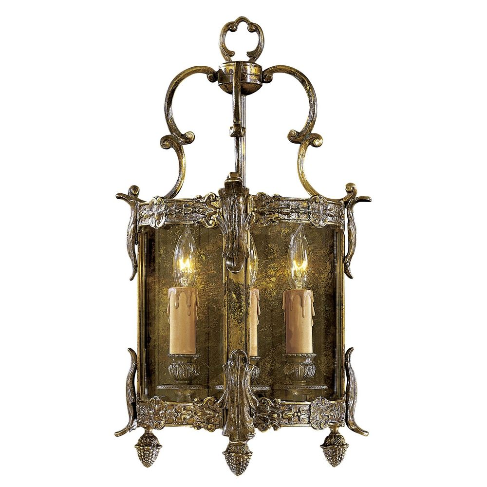 sconce wall light with clear glass in antique bronze patina finish n2339 oxb destination. Black Bedroom Furniture Sets. Home Design Ideas
